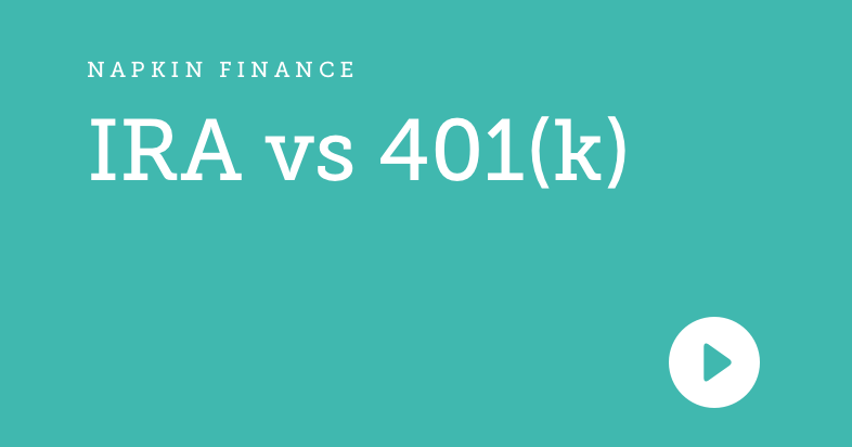 IRA vs 401(k)